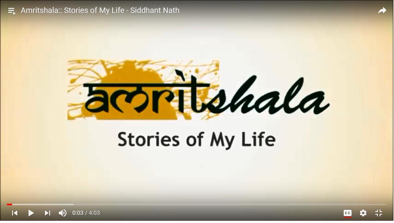 Amritshala- Success Story Video1